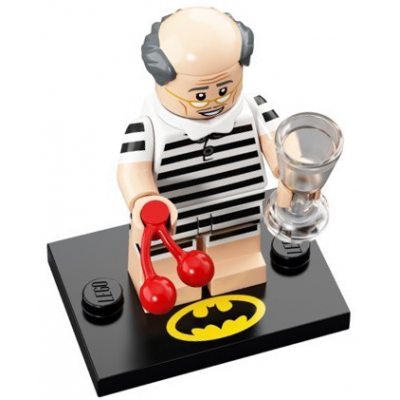 LEGO MINIFIGS SERIE 2 BATMAN MOVIE Alfred Pennyworth en Vacation 2018