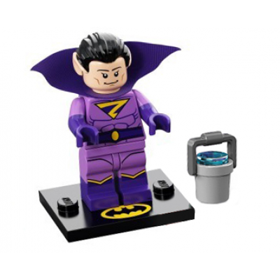 LEGO MINIFIGS SERIE 2 BATMAN MOVIE Wonder Twin Zan 2018