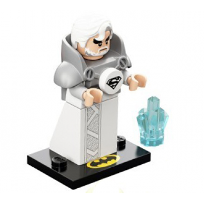 LEGO MINIFIGS SERIE 2 BATMAN MOVIE Jor-El 2018