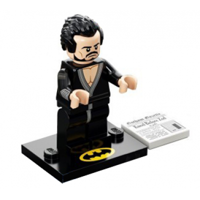 LEGO MINIFIGS SERIE 2 BATMAN MOVIE General Zod 2018