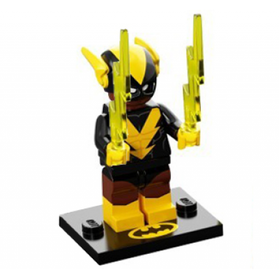 LEGO MINIFIGS SERIE 2 BATMAN MOVIE Black Vulcan 2018