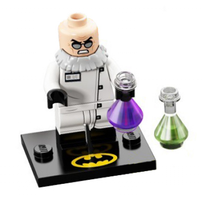 LEGO MINIFIGS SERIE 2 BATMAN MOVIE Hugo Strange 2018