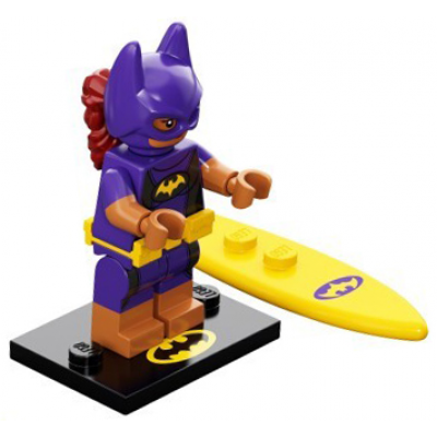 LEGO MINIFIGS SERIE 2 BATMAN MOVIE Batgirl en Vacances 2018