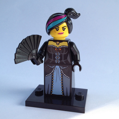 LEGO MINIFIGS LEGO MOVIE Wild West Wyldstyle 2014