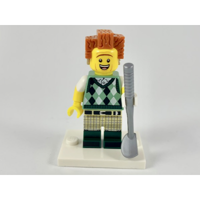 LEGO MINIFIGS LEGO MOVIE 2 Gone Golfin' President Business 2019
