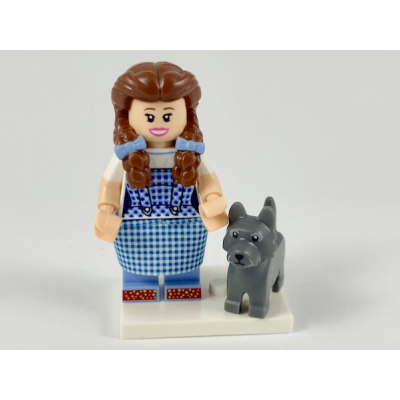 LEGO MINIFIGS LEGO MOVIE 2 Dorothy Gale & Toto 2019