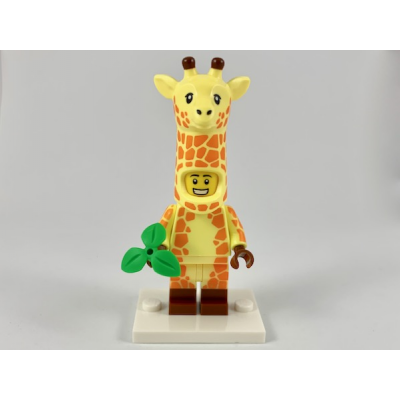 LEGO MINIFIGS LEGO MOVIE 2 Déguisement de Girafe 2019