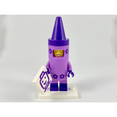 LEGO MINIFIGS LEGO MOVIE 2 Déguisement crayon 2019
