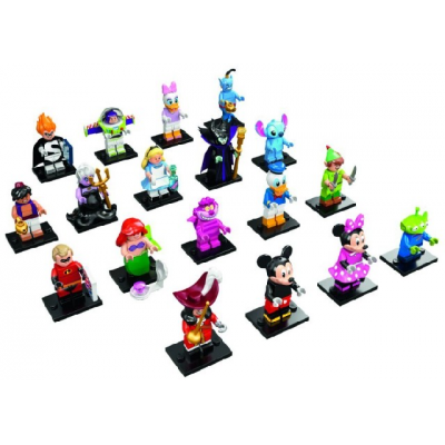 LEGO 71012   MINIFIGS SERIE Disney - Series Complete 2016