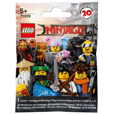 LEGO NINJAGO 71017 - MINIFIGS SERIE NINJAGO MOVIE - 1 SAC