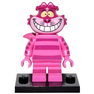 LEGO MINIFIG Disney Cheshire Cat