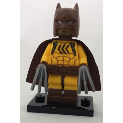 LEGO MINIFIGS BATMAN MOVIE L'homme chat 2017