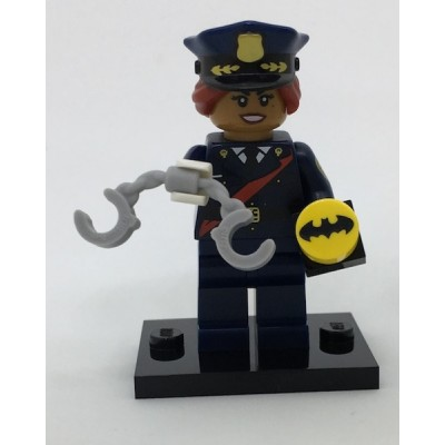 LEGO MINIFIGS SERIE BATMAN Barbara Gordon 2017
