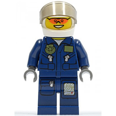 LEGO MINIFIG CITY Forest Police