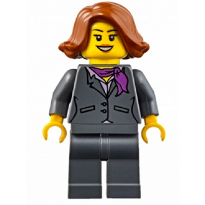 LEGO MINIFIG CITY fille