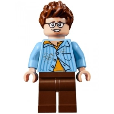 LEGO MINIFIG Ghostbusters  Louis Tully