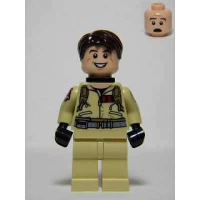 LEGO MINIFIG Ghostbusters  Dr. Raymond (Ray)