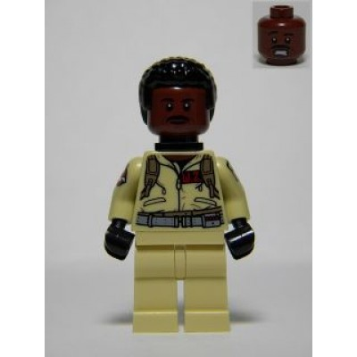 LEGO MINIFIG Ghostbusters Dr. Winston Zeddemore