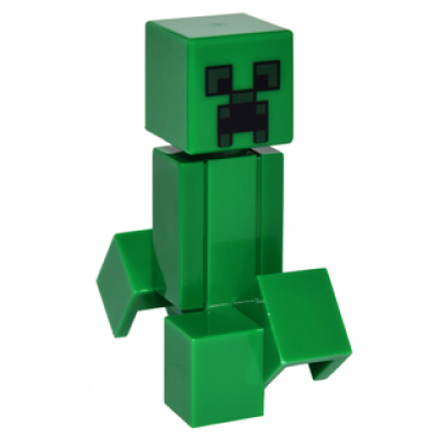 LEGO MINIFIG Minecraft Creeper