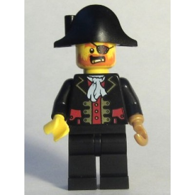 LEGO MINIFIG PIRATE  Chess King