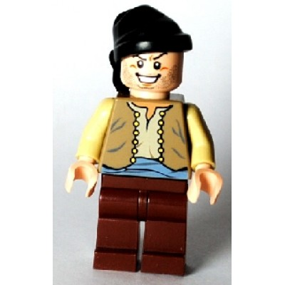 LEGO MINIFIG Prince of Persia Ostrich Jockey