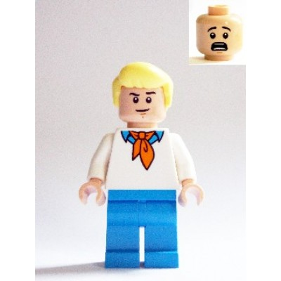 LEGO MINIFIG SCOOBY DOO Fred