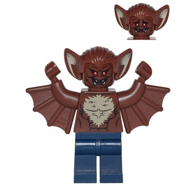 LEGO MINIFIG SUPER HEROS BATMAN Man-Bat