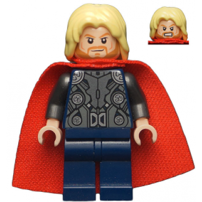 LEGO MINIFIG SUPER HEROES  Thor - Cape douce