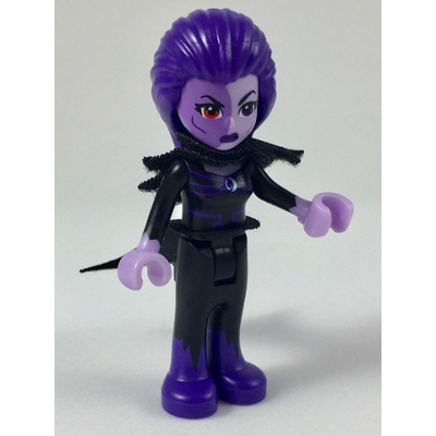 LEGO MINIFIG SUPER HEROE GIRL Eclipso