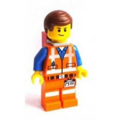 LEGO MINIFIG LEGO MOVIE Emmet