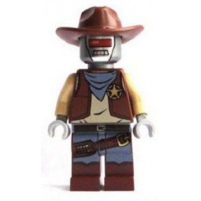 LEGO MINIFIG LEGO MOVIE Deputron