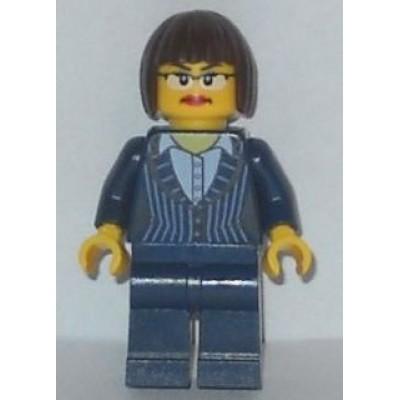 LEGO minifigure Executive Ellen - tlm034 Lego Movie CHEAPEST 70812
