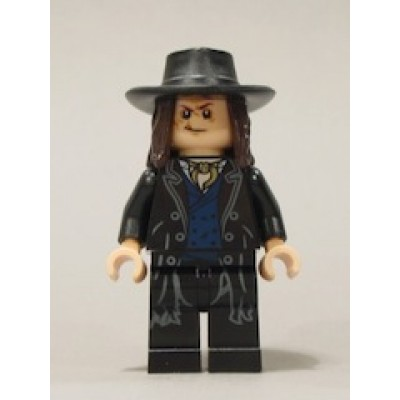 LEGO MINIFIG  The Lone Ranger Butch Cavendish
