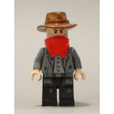 LEGO MINIFIG  The Lone Ranger Kyle