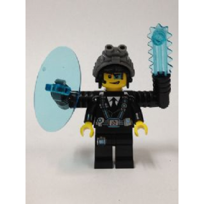 LEGO MINIFIGS Ultra Agents , Agent Curtis Bolt Complete