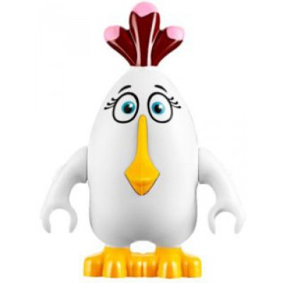 LEGO MINIFIG Angry Birds Matilda
