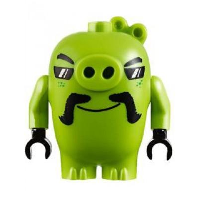 LEGO MINIFIG Angry Birds Biker Pig