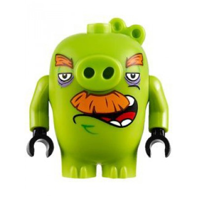LEGO MINIFIG Angry Birds Foreman Pig
