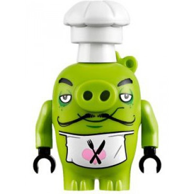 LEGO MINIFIG Angry Birds Chef Pig