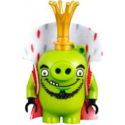 LEGO MINIFIG Angry Birds King Pig