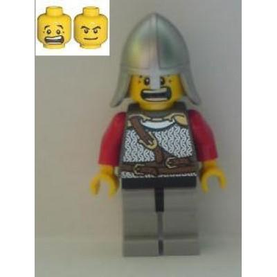 LEGO MINIFIG CASTLE Kingdoms Lion 2