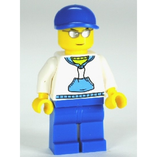LEGO MINIFIG CITY Garçon