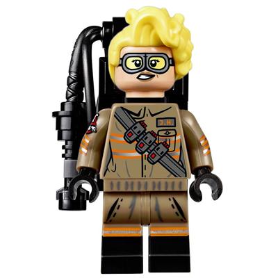 LEGO MINIFIG Ghostbusters Jillian Holtzmann