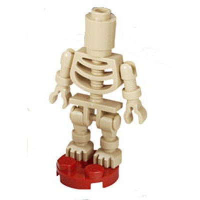 LEGO MINIFIG NINJAGO Skeleton