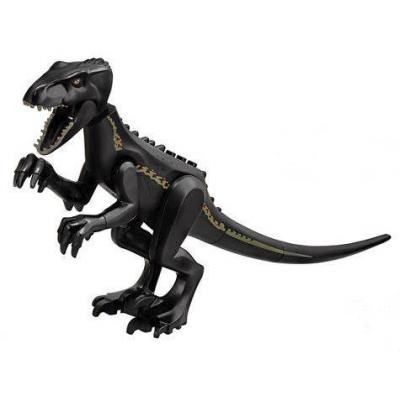 LEGO JURASSIC WORLD Dino Indoraptor noir 2018