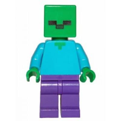 LEGO MINIFIG Minecraft Zombie