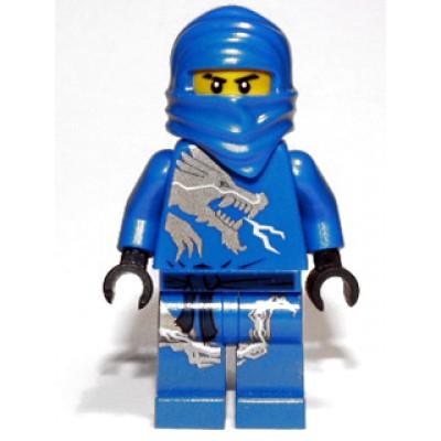 LEGO MINIFIG NINJAGO Jay DX