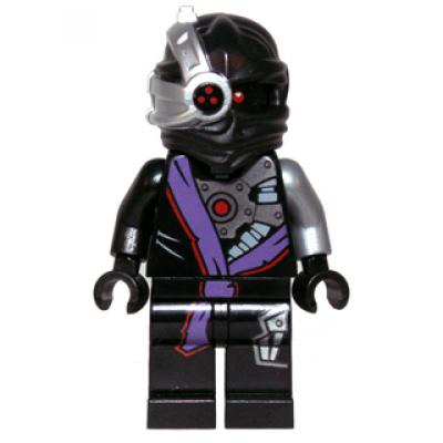 LEGO MINIFIG NINJAGO Nindroid Warrior