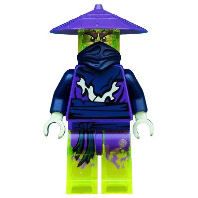 LEGO MINIFIG NINJAGO Ghost Warrior Cowler