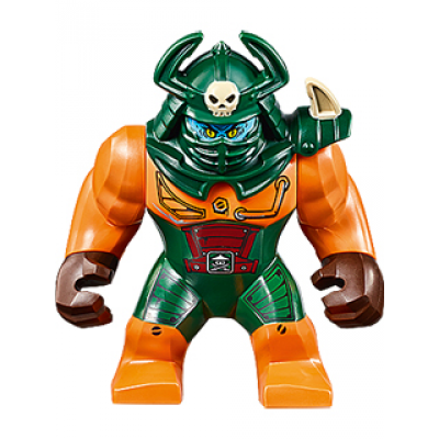 LEGO MINIFIG NINJAGO Dogshank